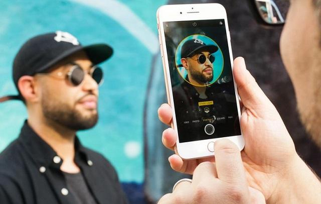 Camera trên điện thoại iPhone 8 Plus 64GB