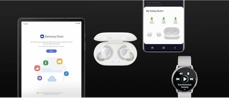 Tai nghe Galaxy Buds+ 2020 hàng chính hãng