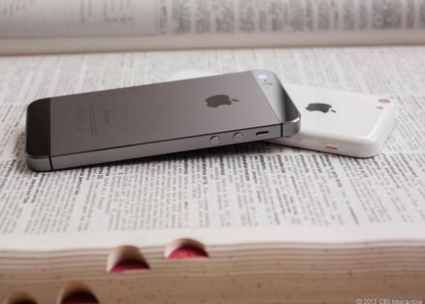 iPhone 2013: 5s và 5c