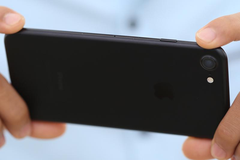 Thiết kế camera trên điện thoại iPhone 7