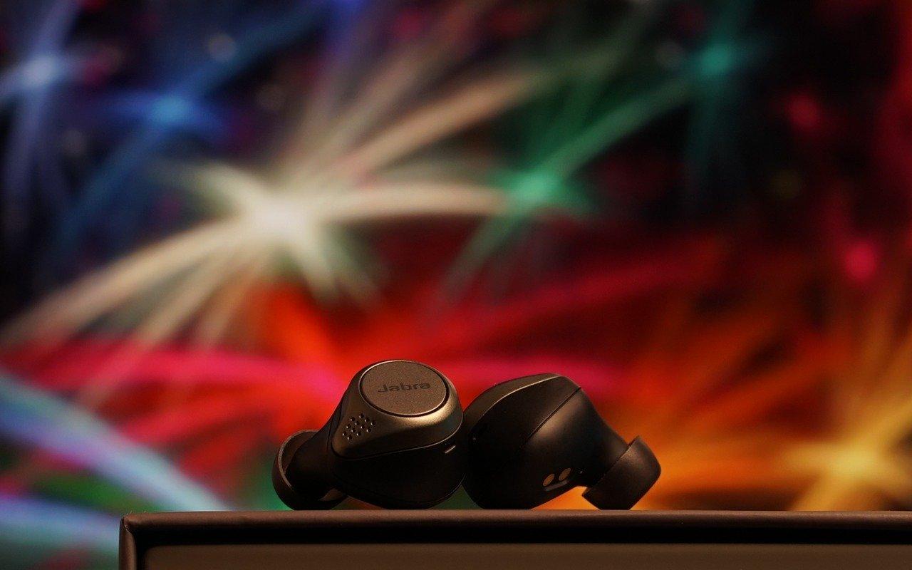 Hình ảnh về mẫu Tai nghe Bluetooth True Wireless Jabra Elite 75t