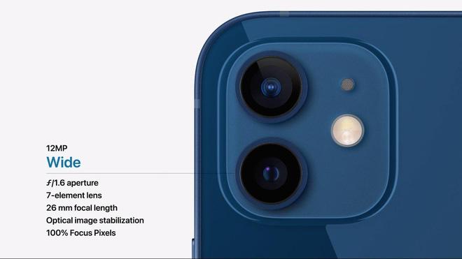 """iPhone 12 vừa ra mắt có quá nhiều nâng cấp xịn sò, """"rất hời"""" với tầm giá 799$ - Ảnh 4."""