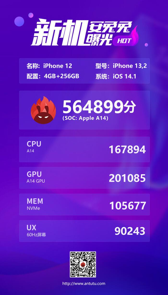 Nghi vấn Apple tự bóp hiệu năng của chip Apple A14 trên iPhone 12 Ảnh 3