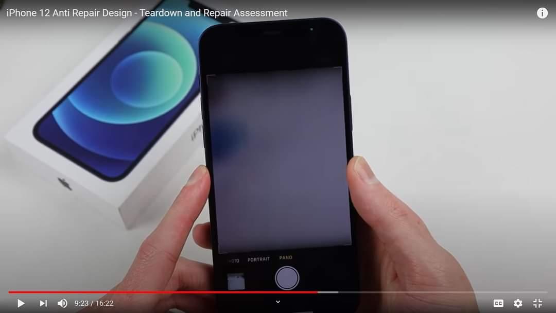 Apple sẽ ngăn chặn hoàn toàn việc sửa chữa thiết bị